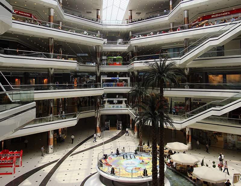 مرکز خرید جواهر در استانبول ترکیه