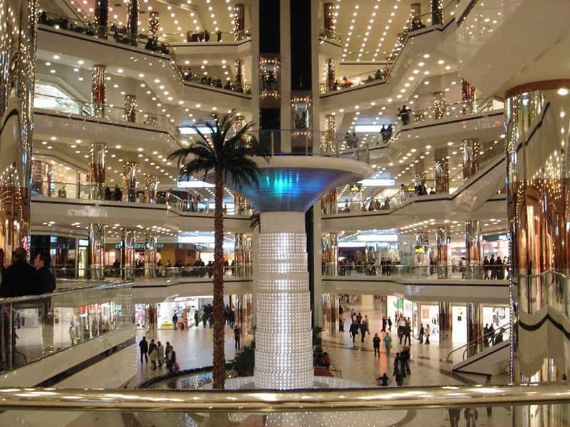 مرکز فروشگاهی جواهیر