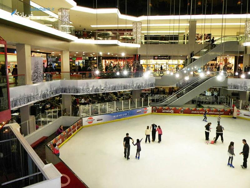 بهترین مراکز خرید استانبول، مرکز خرید گالریا آتاکوی