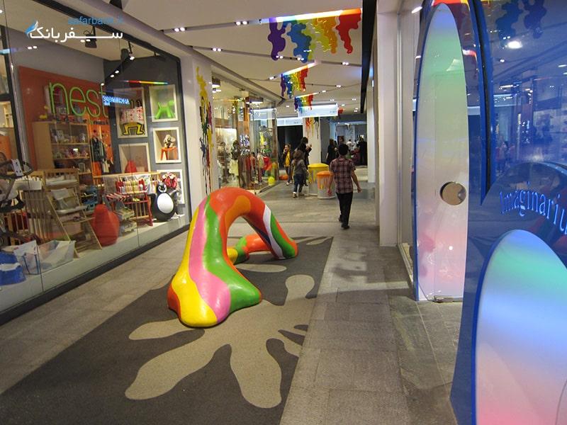 مراکز خرید استانبول، مرکز خرید کانیون