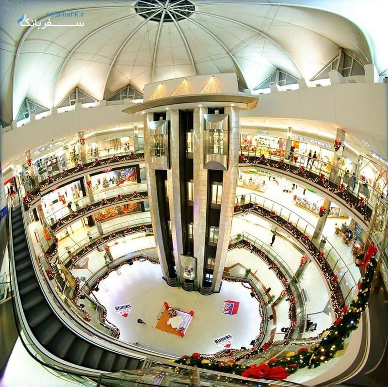 مراکز خرید استانبول، مرکز خرید مترو سیتی