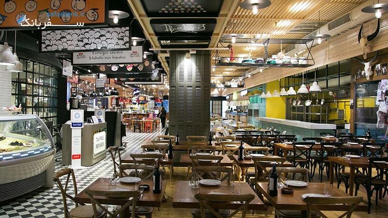 مراکز خرید استانبول، مرکز خرید متروسیتی