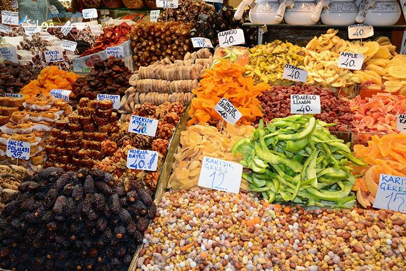 بازار مصری ها