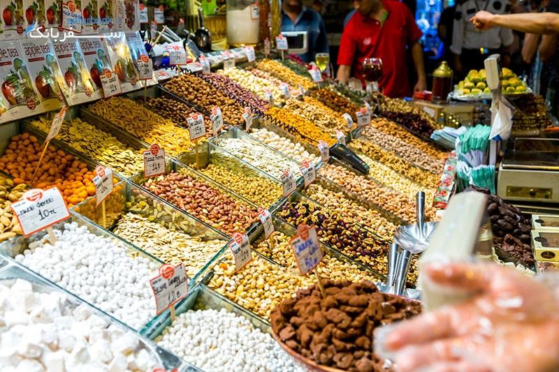 جمعه بازار و سه شنبه بازار استانبول