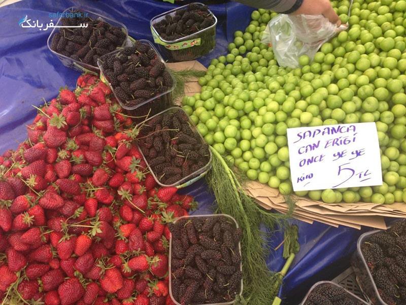 سه شنبه بازار استانبول و جمعه بازار