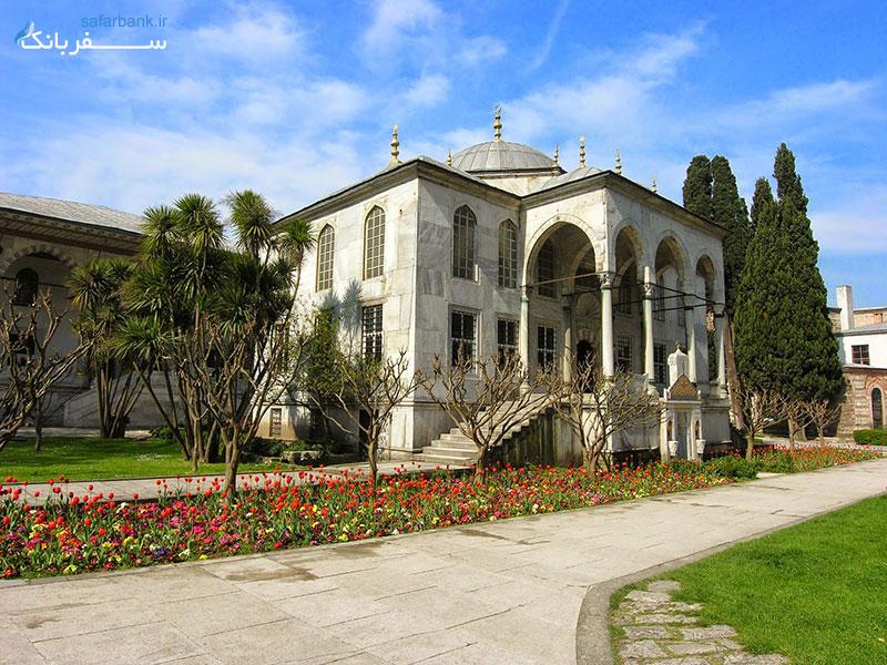 کاخ عثمانی توپکاپی