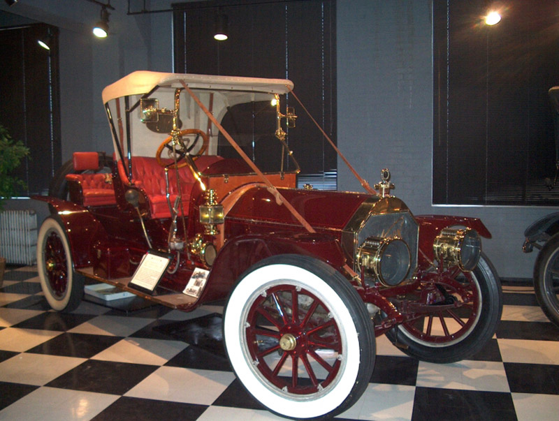 موزه ماشین های کلاسیک اورال آتامان از دیدنی های ترکیه