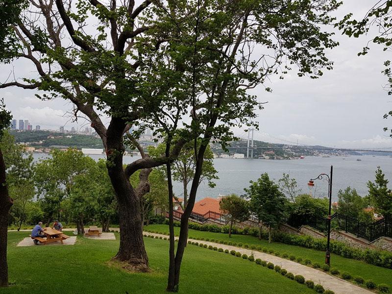 پارک فتحی پاشا استانبول