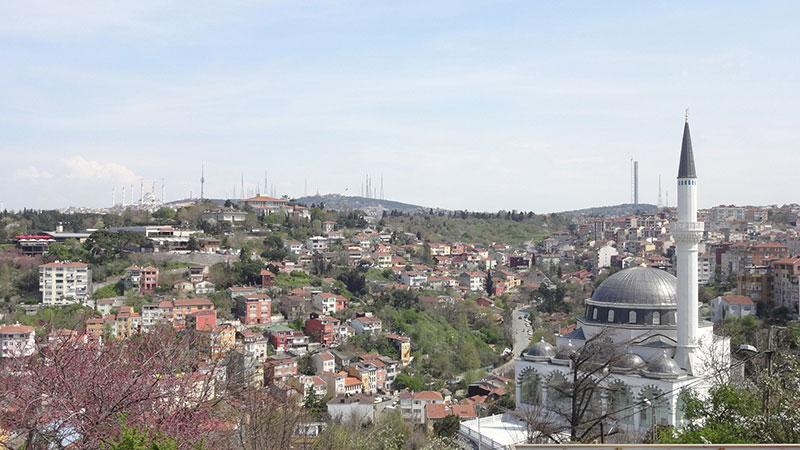 پارک فتحی پاشا در تور استانبول