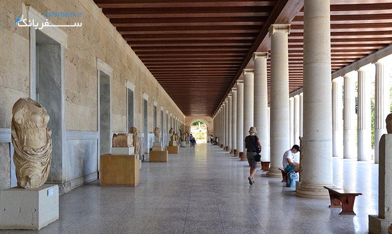 موزه آگورا در تور گردشگری ترکیه
