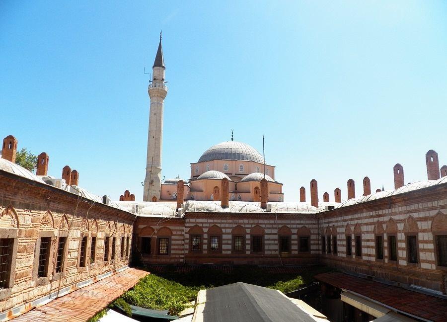 مسجد حصار در ازمیر ترکیه