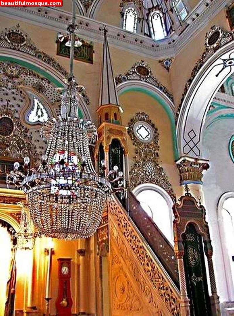 مسجد حصار در شهر ازمیر