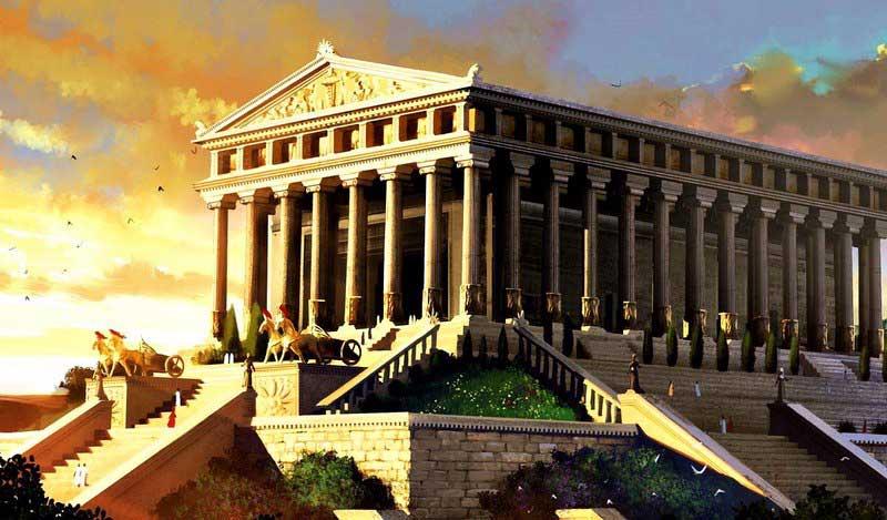 نیایشگاه و معبد آرتمیس