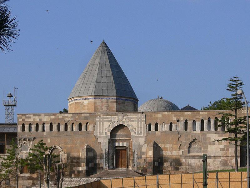 بازدید از جاهای دیدنی ترکیه با تور قونیه