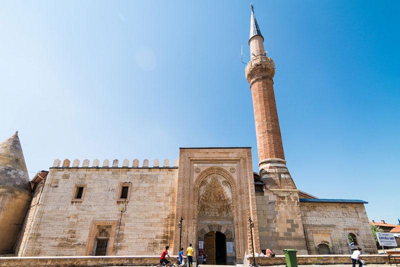 مسجد اشرف اغلو در قونیه ترکیه