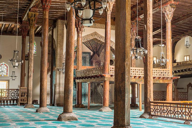 مسجد اشرف اغلو از اماکن دیدنی قونیه ترکیه