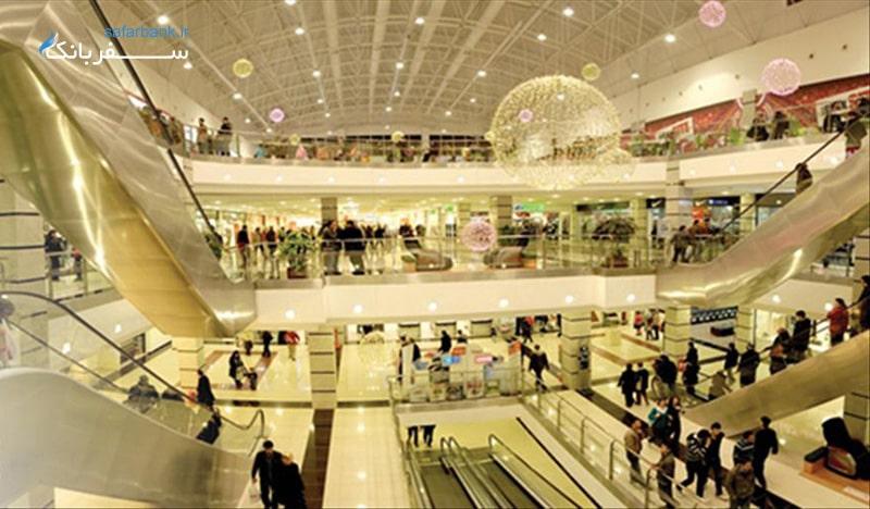 مرکز خرید ارایلی پارک سایت در شهر قونیه ترکیه