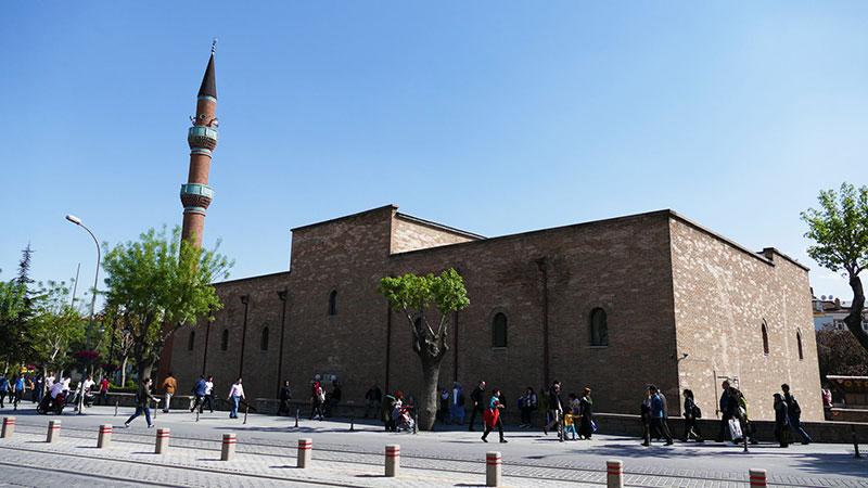 مساجد ترکیه و بازدید از اماکن دیدنی
