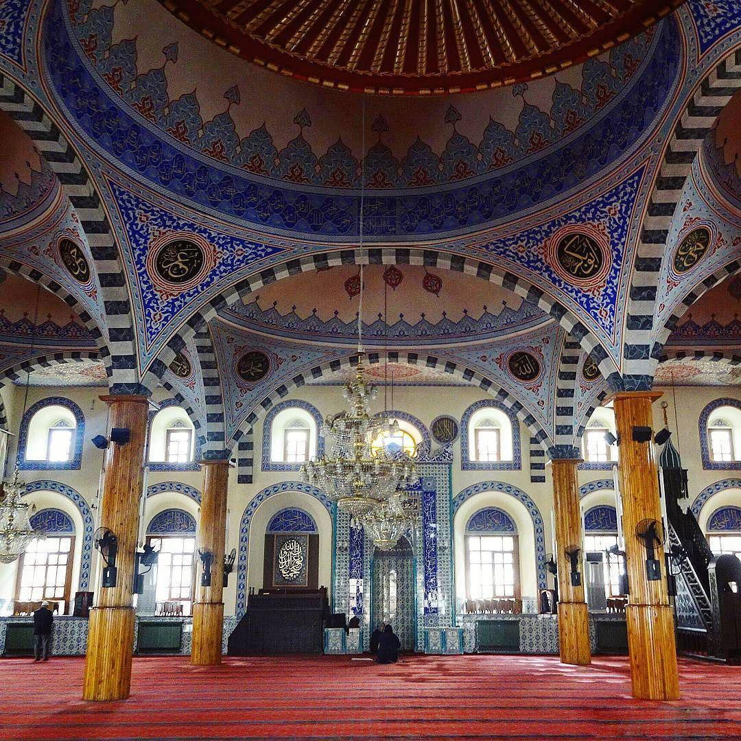 مساجد زیبای ترکیه، مسجد کاپو در قونیه