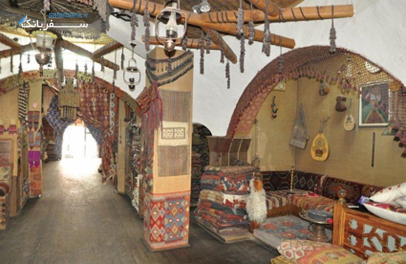 بازارهای سنتی ترکیه، بازار فرش کاروان در شهر قونیه