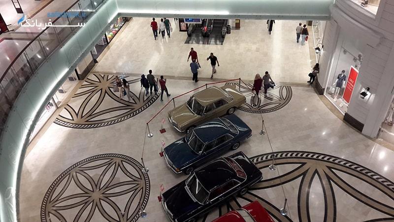 بهترین مراکز خرید ترکیه، مرکز خرید کنت پلازا در قونیه