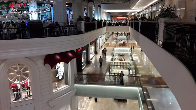 بهترین مراکز خرید ترکیه، مرکز خرید کنت پلازا در شهر قونیه
