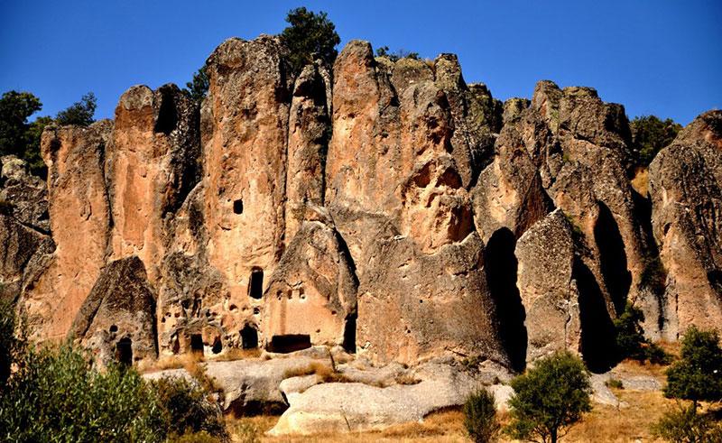 شهر باستانی از دیدنی های قونیه