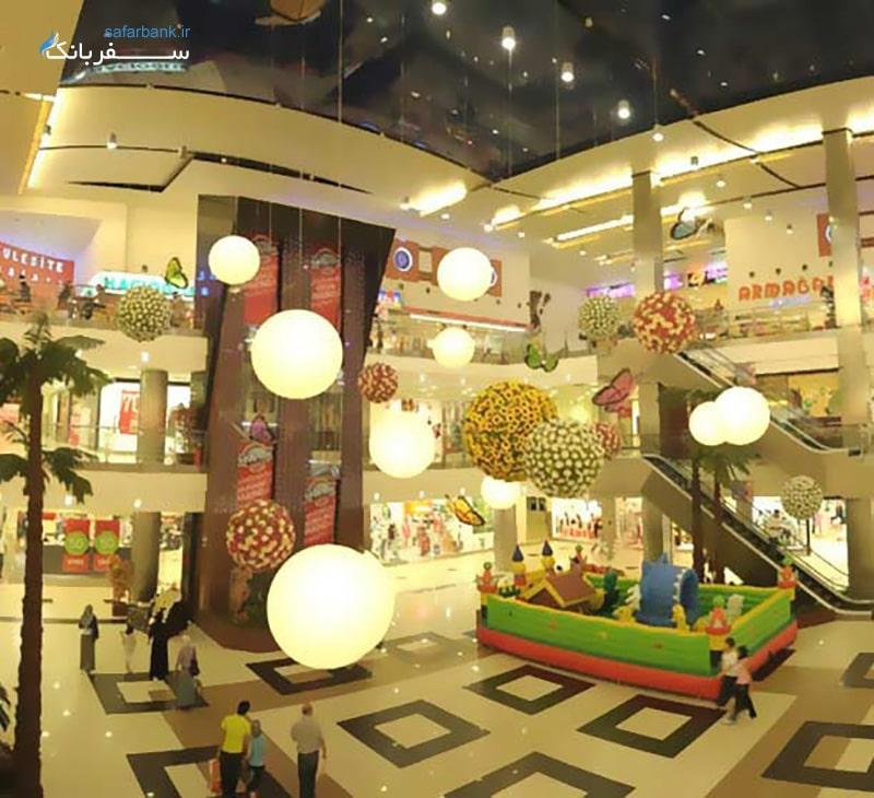 بهترین مراکز خرید ترکیه، مرکز خرید کولسیته در شهر قونیه