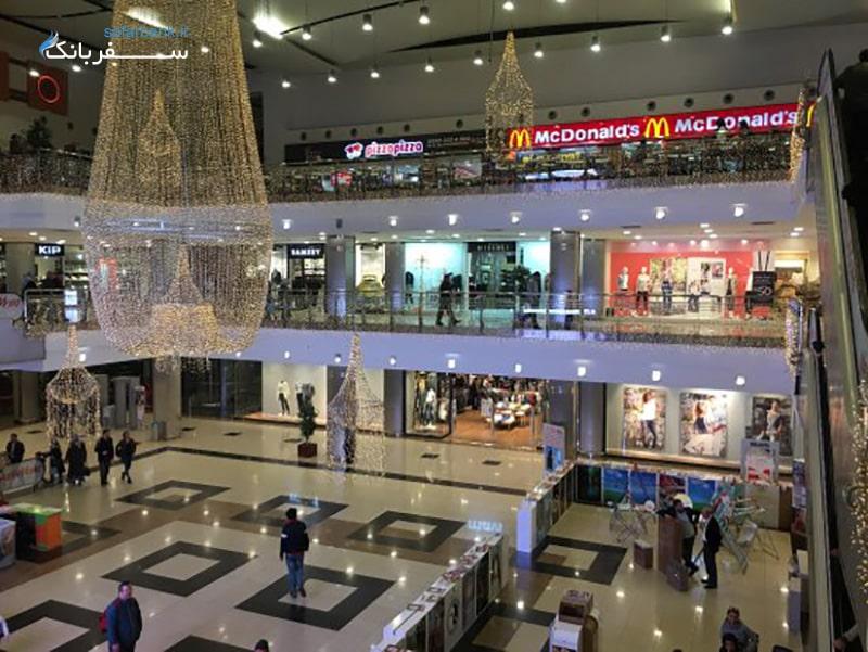 مراگز خرید ترکیه، مرکز خرید ام وان در شهر قونیه