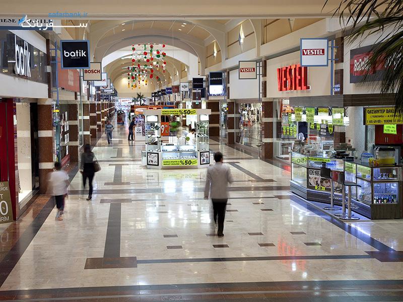 بهترین مراکز خرید ترکیه، مرکز خرید ام وان در شهر قونیه