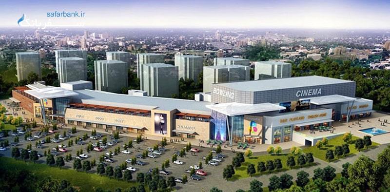 مراکز خرید در منطقه سلجوق لو، مرکز خرید نوادا اوت لت