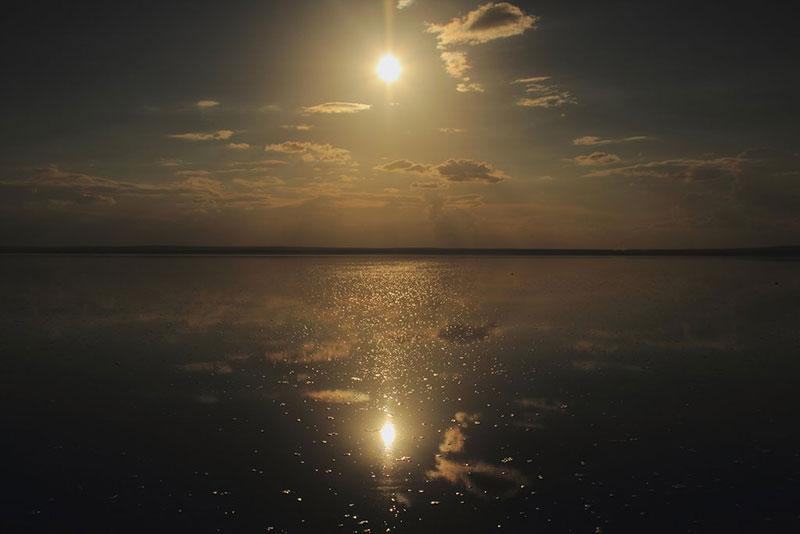 دریاچه نمک در قونیه