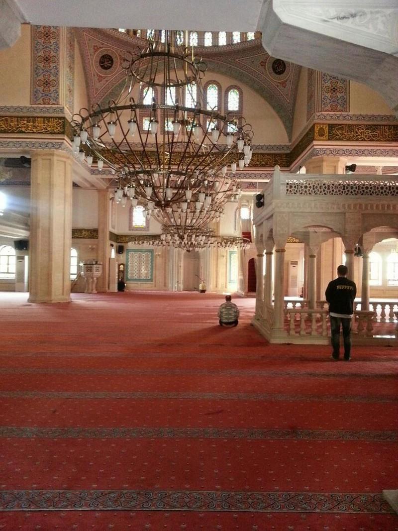 مساجد ترکیه، مساجد زیبا، مسجد حاجی وزیر زاده در قونیه