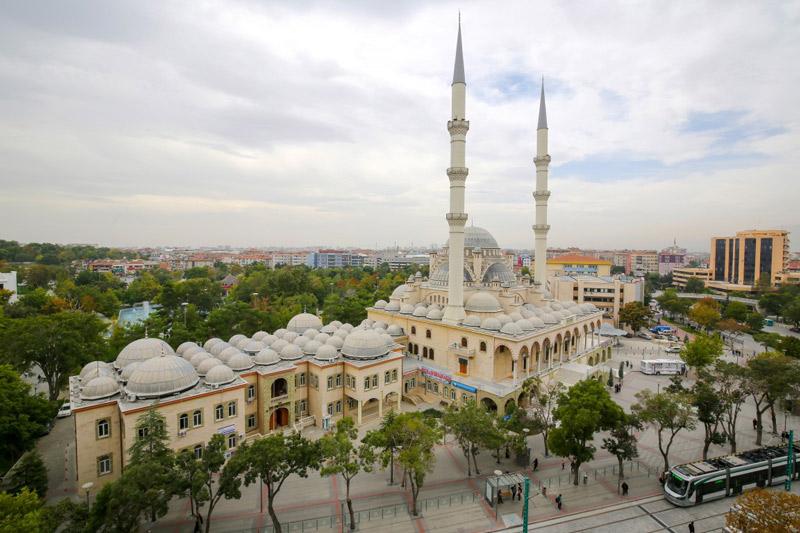 مساجد زیبا، مسجد حاجی وزیر زاده در ترکیه