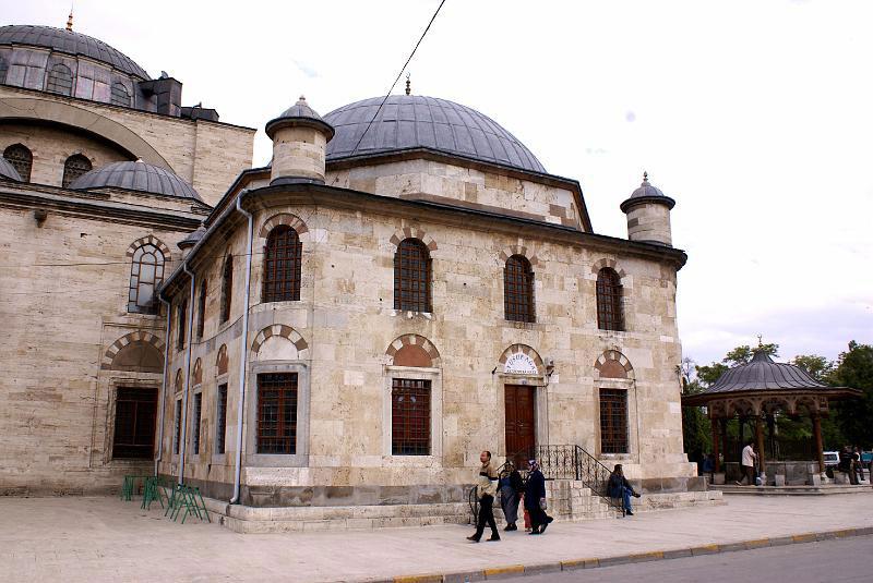 اماکن تاریخی قونیه، کتابخانه یوسف آغا