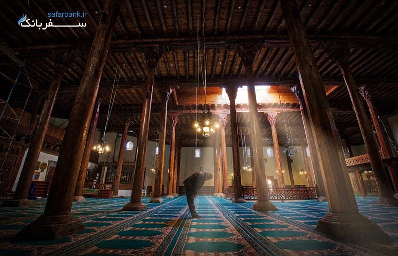 تپه و مسجد علاء الدین در قونیه