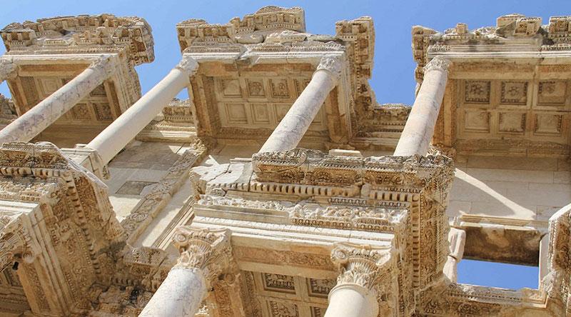 بازدید از شهر افسوس ترکیه