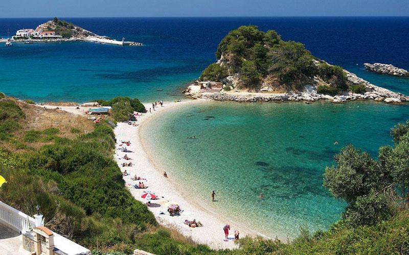 سفر به یونان از طریق جزیره ساموس