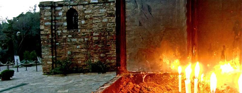 خانه مریم مقدس در ترکیه