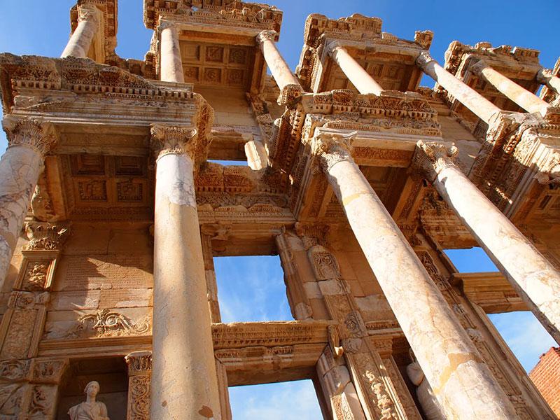 َهر باستانی میلتوی در تور گردشگری ترکیه