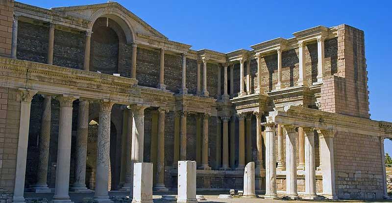 ساردیس شهر باستانی در کوش آداسی