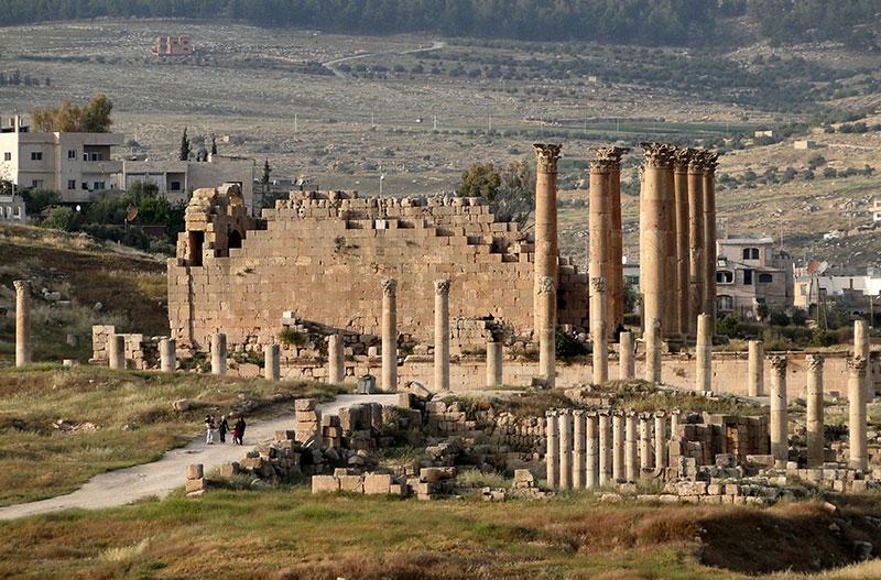 تاریخچه شهر کوش آداسی ترکیه