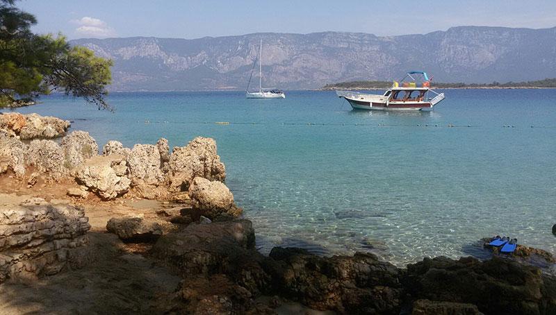 سواحل زیبای مارماریس