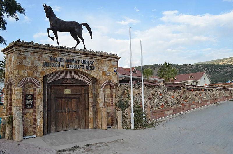 موزه مارماریس در ترکیه