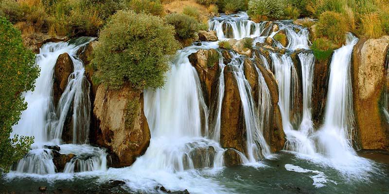 جاهای دیدنی وان ترکیه، آبشار مرادیه