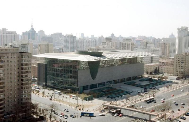 موزه سرمایه پکن موزه ای با تعداد زیادی اثرتاریخی