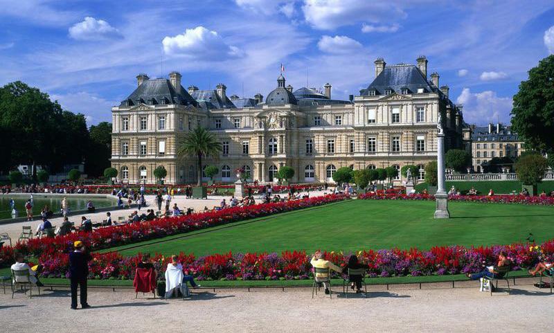 باغ لوکزامبورگ محبوب ترین باغ ملی پاریس