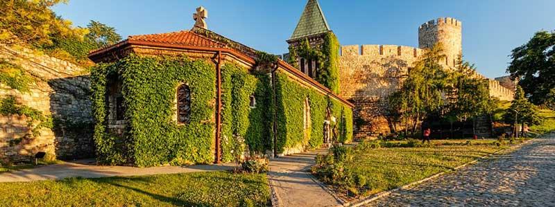 قلعه و پارک کالمگدان