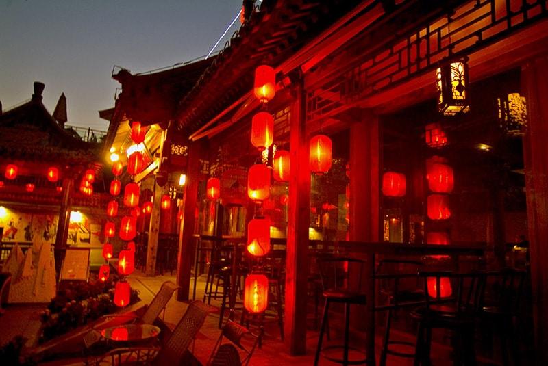 معبد دانگ یو از بزرگ ترین معابد تائویسم چین