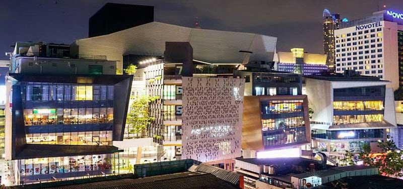 مرکز خرید سیام اسکوئر وان در بانکوک